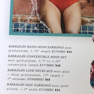 Chloe + Isabel Jewelry - 💌 Barragan Convertible Hoop Set